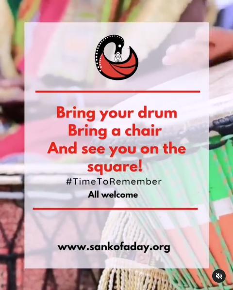 Sankofa Advert